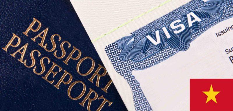 thủ tục cấp visa