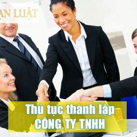 Thủ tục thành lập công ty TNHH - Tư Vấn Thành Lập Công Ty TNHH tại Hà Nội