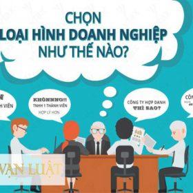Các loại hình doanh nghiệp tại Việt Nam