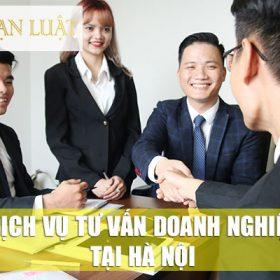 Tư vấn Luật doanh nghiệp tại Công ty Vạn Luật Uy Tín