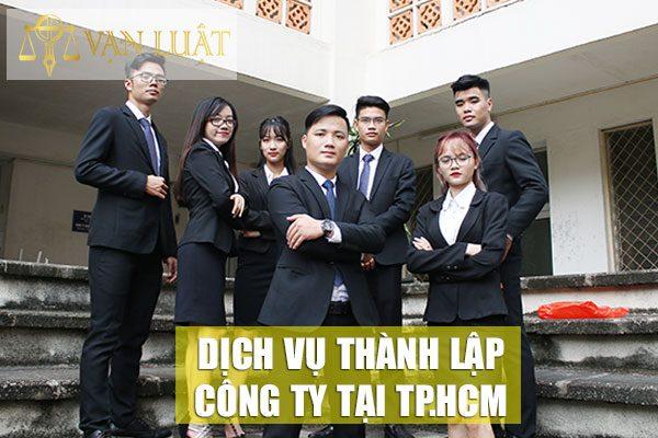 Tư vấn thành lập công ty trọn gói giá rẻ uy tín tại TPHCM
