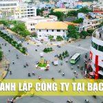 Dịch vụ tư vấn thành lập công ty tại tỉnh Bạc Liêu – Hồ Sơ Trong Ngày Chỉ Cần CMND