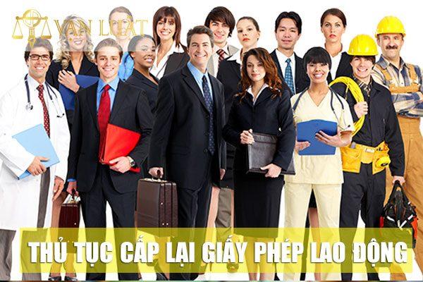 Thủ tục gia hạn giấy phép lao động