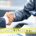 Thủ tục đăng ký thành lập Công Ty TNHH 2 thành viên tại Việt nam