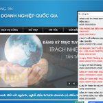 Hướng dẫn chi tiết tra cứu thông tin doanh nghiệp trên cổng thông tin đăng ký doanh nghiệp quốc gia