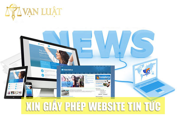Thủ tục đăng ký giấy phép website tin tức