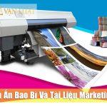 In Ấn Bao Bì Và Tài Liệu Marketing