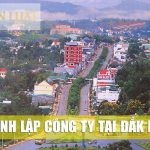 Thành lập Công Ty Doanh Nghiệp tại tỉnh Đắk Nông