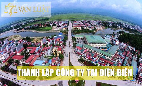 Dịch vụ thành lập công ty, doanh nghiệp, công ty tại Điện Biên