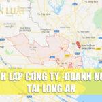 Thành lập công ty tại Long An