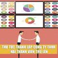 Thủ tục thành lập công ty TNHH hai thành viên