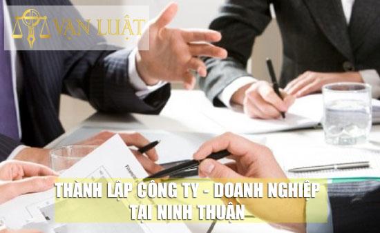 Dịch vụ thành lập công ty giá rẻ tại Thuận uy tín chuyên nghiệp