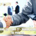 Thành lập công ty tại Phú Thọ giá rẻ