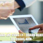 Dịch vụ thành lập công ty giá rẻ tại Quảng Nam uy tín chuyên nghiệp
