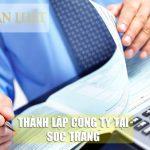 Thành lập công ty tại Sóc Trăng – Tư vấn pháp luật doanh nghiệp