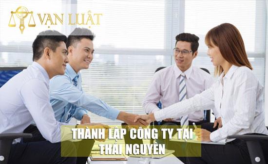 Dịch vụ thành lập công ty tại Thái Nguyên