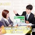 Tư vấn thủ tục thành lập công ty tại tỉnh Tiền Giang