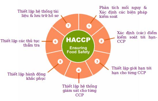 Tiêu chuẩn HACCP là gì