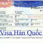 Thủ tục xin Visa cho người việt