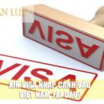 Xin Visa nhập cảnh vào Việt Nam tại đâu?