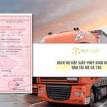 [Dịch Vụ] Cấp giấy phép kinh doanh vận tải hộ cá thể!