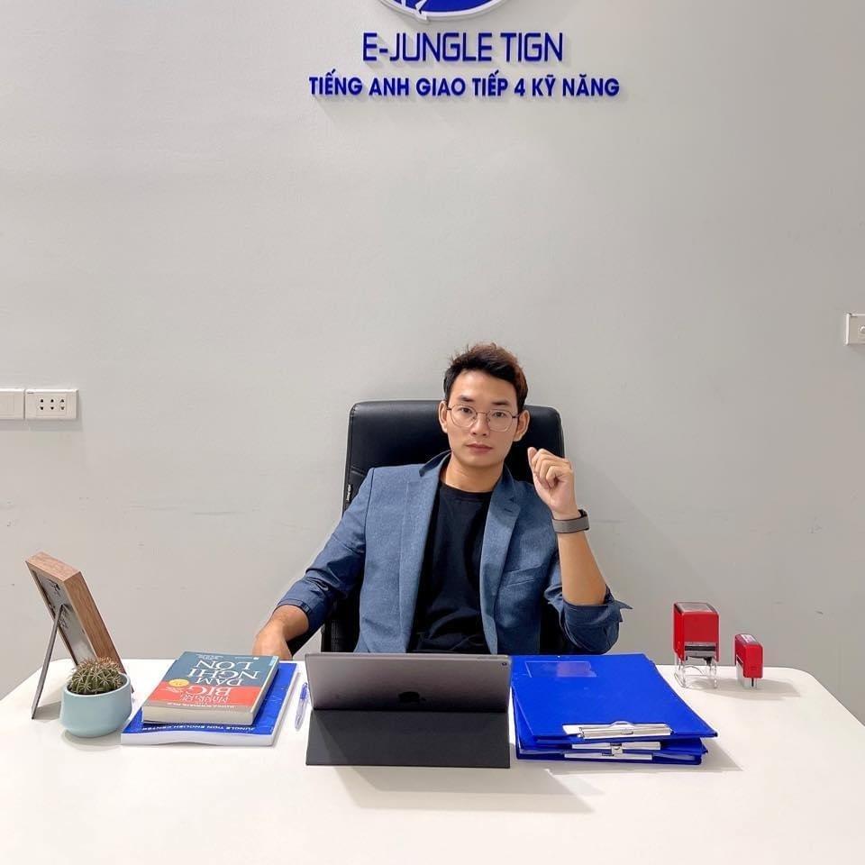 Trương Văn Vũ - CEO của Jungle Tign