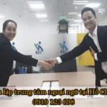 Dịch vụ thành lập trung tâm ngoại ngữ tại TPHCM Trọn Gói – Uy Tín