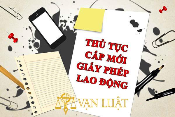 Cấp giấy phép lao động cho người nước ngoài qua mạng tại Ninh Bình