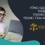 Chính sách thuế với trung tâm ngoại ngữ
