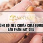 Công bố tiêu chuẩn điều tại Việt Nam