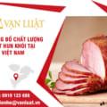 Thủ tục tự công bố chất lượng thịt heo xông khói nhập khẩu