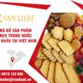 Tự công bố sản phẩm bánh kẹo trong nước và nhập khẩu