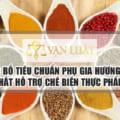 Công bố tiêu chuẩn Phụ gia, hương liệu, chất hỗ trợ chế biến thực phẩm