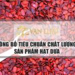Dịch Vụ Công bố tiêu chuẩn sản phẩm hạt dưa tại Việt Nam