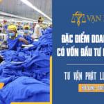 Đặc điểm doanh nghiệp có vốn đầu tư nước ngoài tại Việt Nam