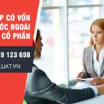 Doanh nghiệp có vốn đầu tư nước ngoài dưới 51% vào Công Ty Việt Nam