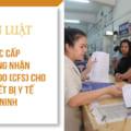 CFS – Giấy chứng nhận lưu hành tự do trang thiết bị vệ sinh tại Bắc Ninh