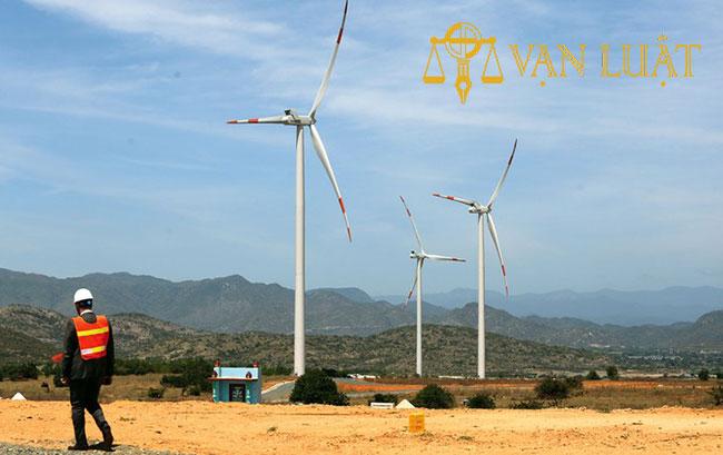 Hồ Sơ và thủ tục thực hiện dự án điện gió