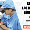 Dịch vụ làm giấy phép lao động tại Bình Phước chuyên nghiệp