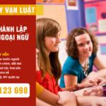Mục đích thành lập trung tâm ngoại ngữ tại Hà Nội