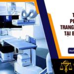 Dịch vụ phân loại trang thiết bị y tế uy tín tại Bình Dương