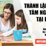 Dịch vụ thủ tục thành lập trung tâm ngoại ngữ tại Đà Nẵng