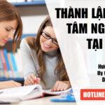 Các điều kiện để thành lập trung tâm ngoại ngữ tại Hà Tĩnh