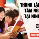 Thành lập trung tâm ngoại ngữ tại Ninh Thuận