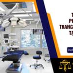 Thủ tục công bố đủ điều kiện phân loại trang thiết bị y tế tại Hà Nội