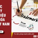 Thủ tục đăng ký nhãn hiệu hàng hóa tại Việt Nam