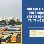 Thủ tục xin cấp giấy phép kinh doanh vận tải bằng xe ô tô tại Tp HCM